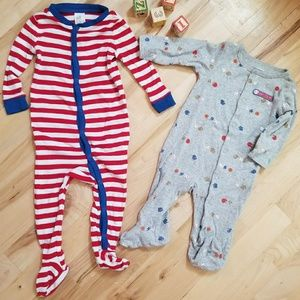6-9 months boys onesie bundle